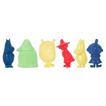 Moomin Sand Forms 6-Pack