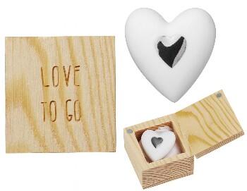 Hjärta - Love to go