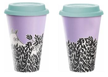 Moomin Take Away mug - Hide and seek