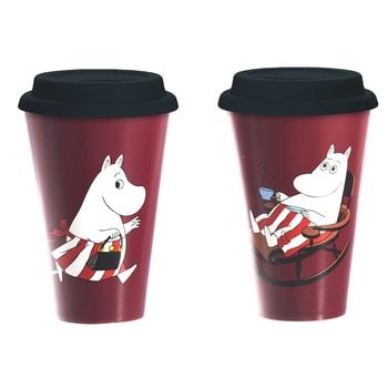 Moomin Take Away mug - Moominmamma´s Day