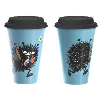 Moomin Take Away mug - Stinky´s Getaway