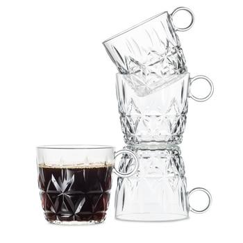 Sagaform Picknick kaffekoppar 4-pack