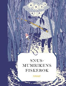 Moominbook in swedish: Snusmumrikens fiskebok
