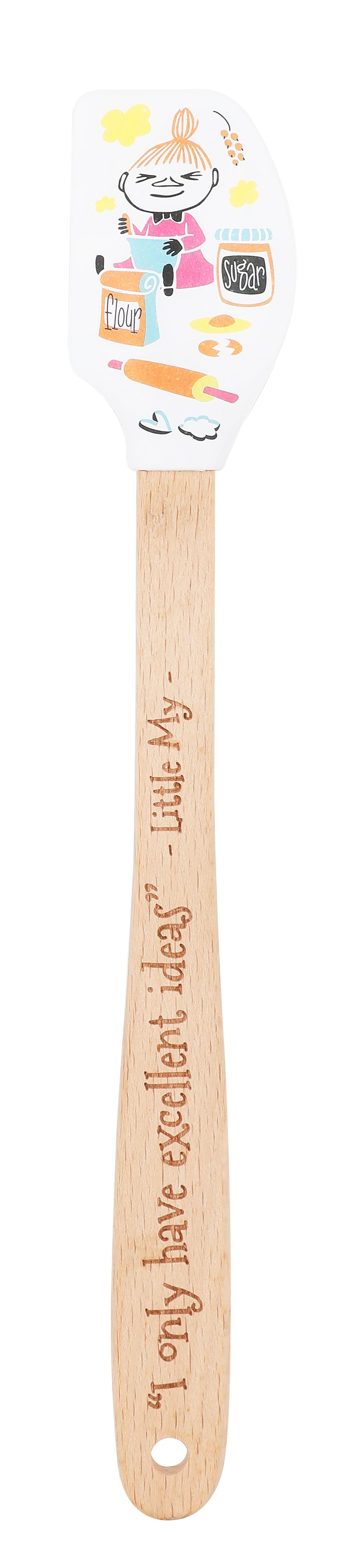 Mumin Slickepott 21 cm - Lilla My bakar - Pastell