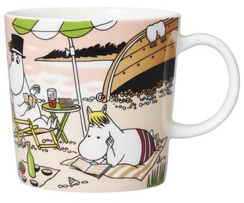 Arabia Moomin Mug - Together - Season Mug Summer 2021