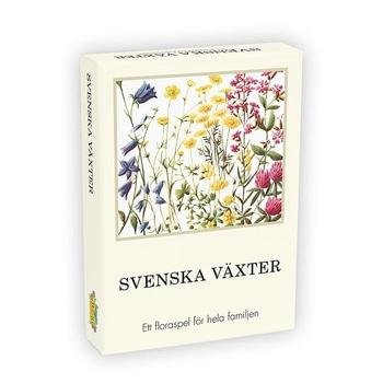 Svenska Växter Kortspel