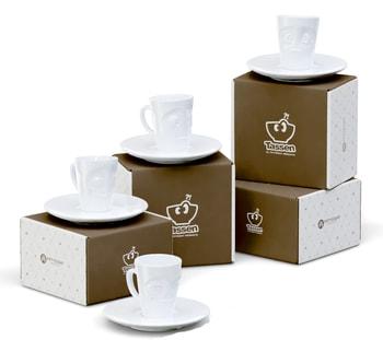 Känslo-Espressomugg 80 ml - Välj mellan 4 st olika!