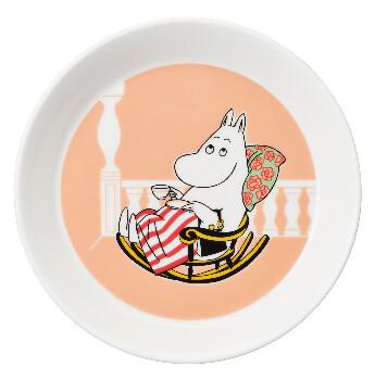 Arabia Moominplate - Moominmamma marmalade
