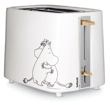 Moomin Toaster - Moomintroll & Snorkmaiden - White (Ceramic)