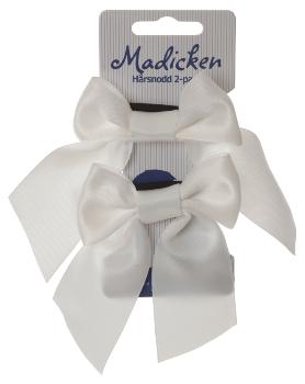 Madicken Rosetter 2-Pack - Vit