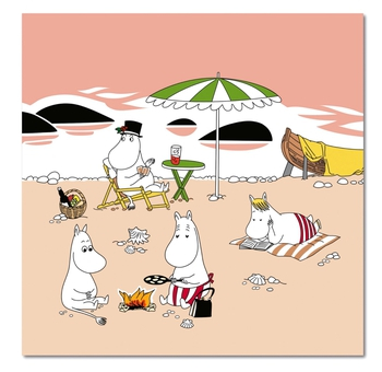 Moomin Napkins - Summer 2021