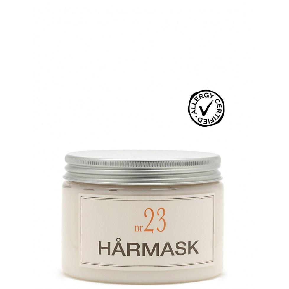 Bruns Products Hårmask 23 Doftfri 350ml - För skadat, torrt & tjockt hår