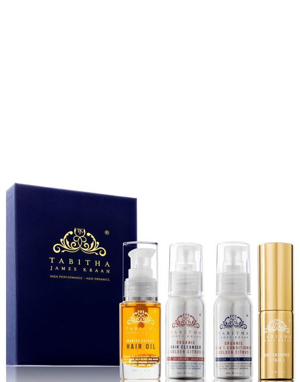 Giftset Tabitha James Kraan Get Started - Fair