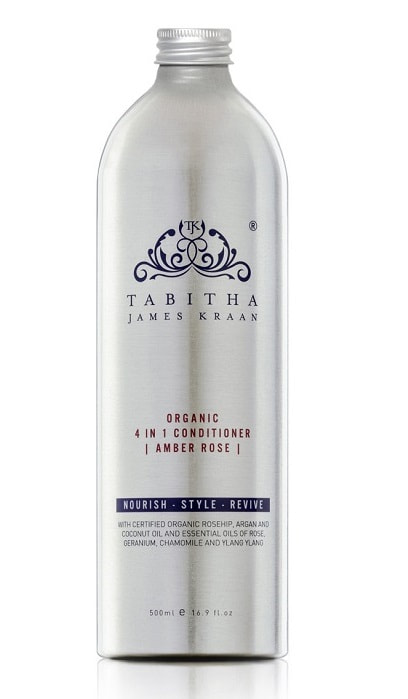 Tabitha James Kraan 4 in 1 Conditioner Amber Rose Refill 500ml