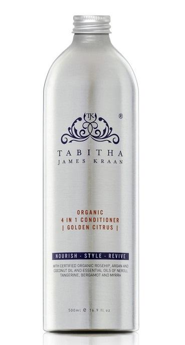 Tabitha James Kraan 4 in 1 Conditioner Golden Citrus Refill 500ml