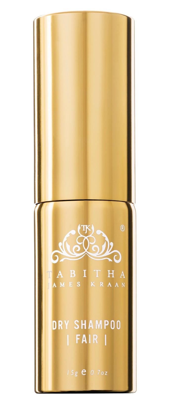 Tabitha James Kraan Compact Organic Dry Shampoo Fair Hair 15g