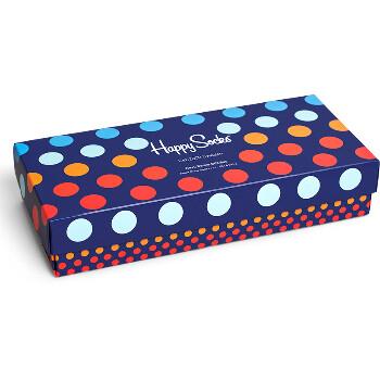 Happy Socks Blue box 4par