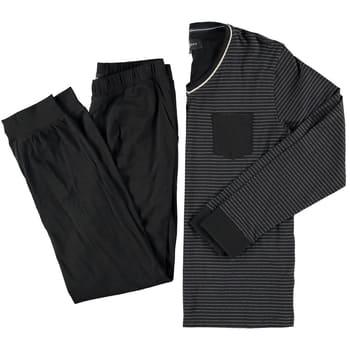 Pyjamas lång ärm TOPECO