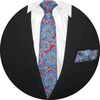 Italienskt slipsset IT812Set