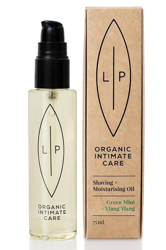 Lip Intimate Care - Rakolja för intimrakning 75ml