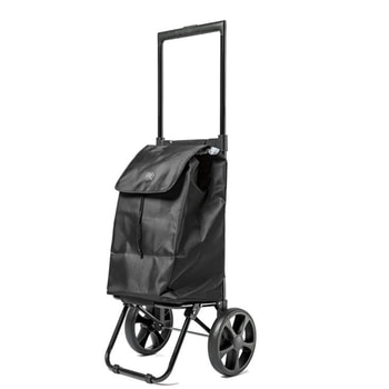 Epic CityXShopper Evolution Shoppingvagn Svart