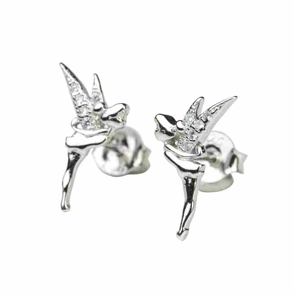 Örhänge i äkta silver - tingeling
