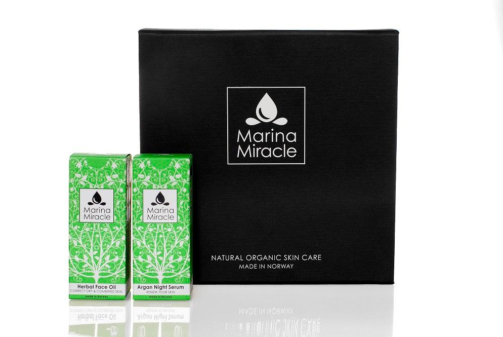 Giftset Marina Miracle Get the Glow