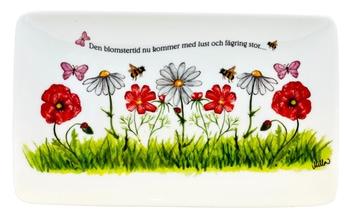 Sommarfat - Den blomstertid