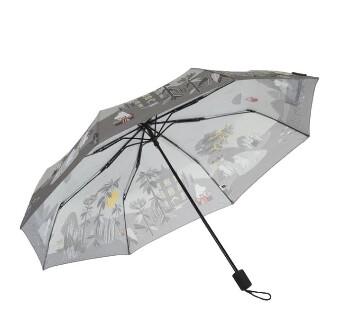 Moomin Umbrella - Moomin Island