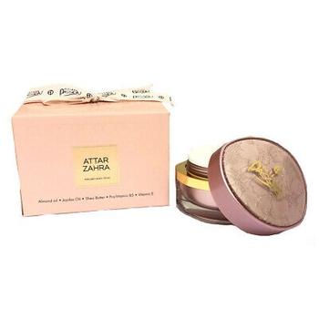 Attar Zahra parfymerad body cream 50g