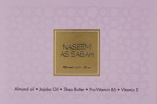 Naseem As Sabah parfymerad body cream 50g