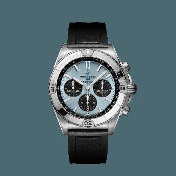 Breitling Chronomat B01 42 Isblå