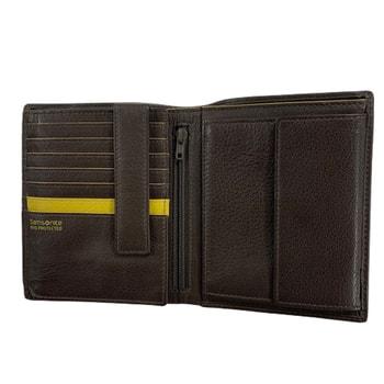 Samsonite Special SLG Plånbok i Skinn Brun