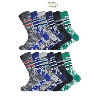 12-Pack GIANVAGLIA® strumpor