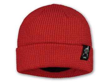 Moomin Reflective Hat Kids - Little My Red