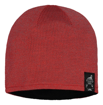 Moomin Reflective Hat Adult - Little My Red