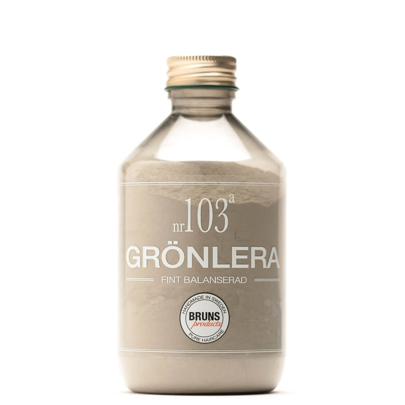 Bruns Products Grönlera 103a SPA, 300gr - Fint balanserad