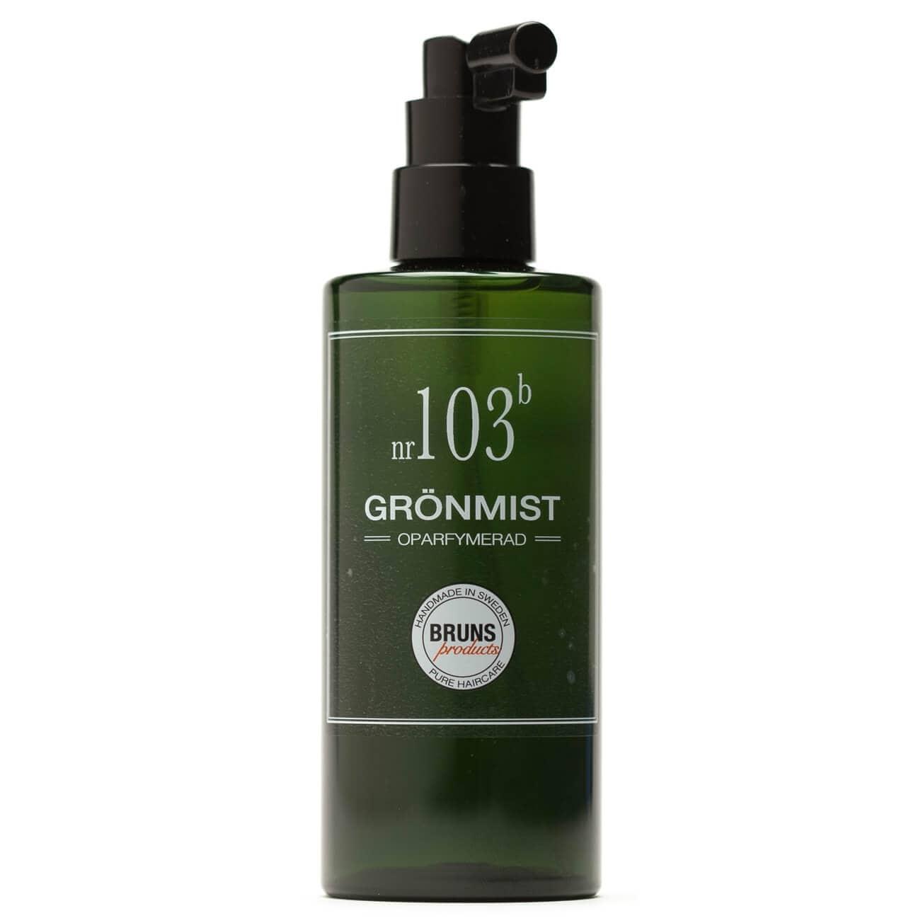 Bruns Products Grönmist 103b SPA, 200ml - Oparfymerad