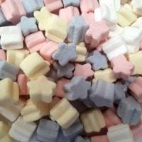 BEBETO HALAL Mini Mashmallow Star 60g