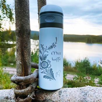 Thermos - 40 cl (Personal engraving included in price)