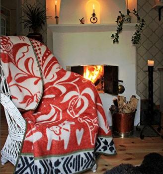 Blanket - Dalarna
