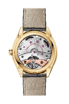 Tresór CO‑Axial Master Chronometer Power Reserve 18K Guld 40 mm Vit