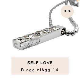 Inlägg 14 - Self love