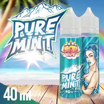 Jacks Vape / Pure Mint 40ml