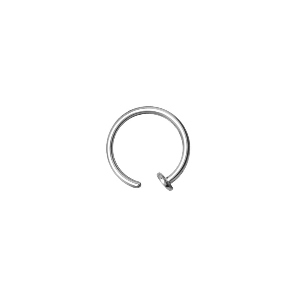 Open nosering -stål-0,8 - fakering
