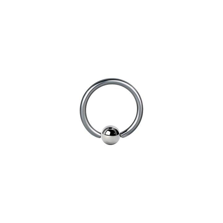Ball Closure Ring - 1,6 mm - 316L kirugiskt stål