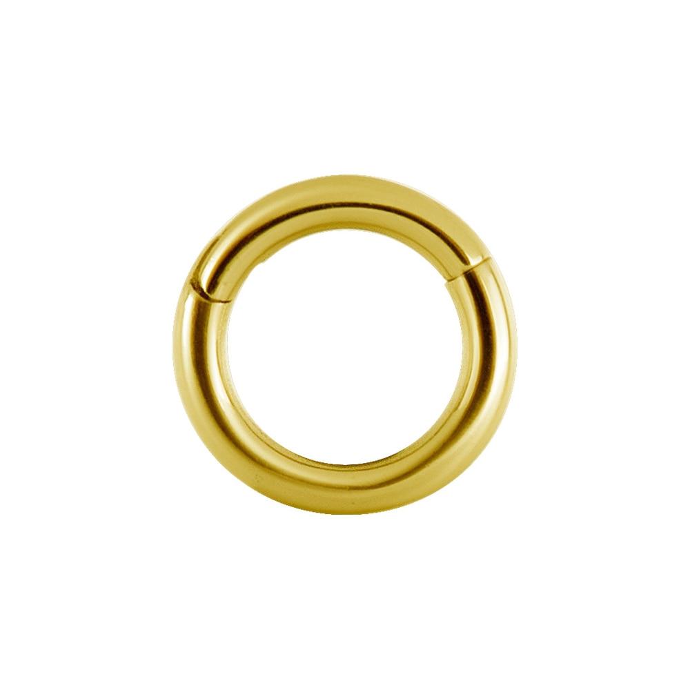 Clicker - enkel öppningsbar segmentring - 1,6 - guld