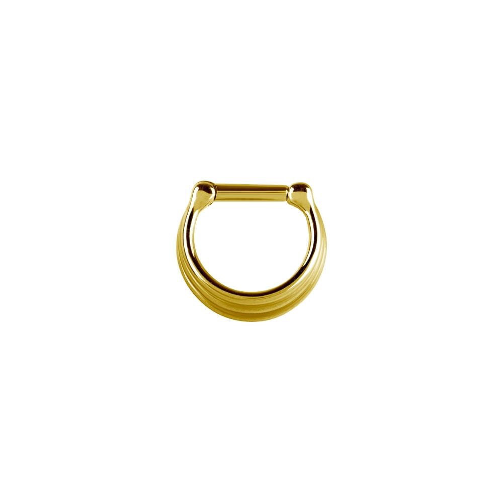 Clicker - 1,6 mm - 8 mm - guld