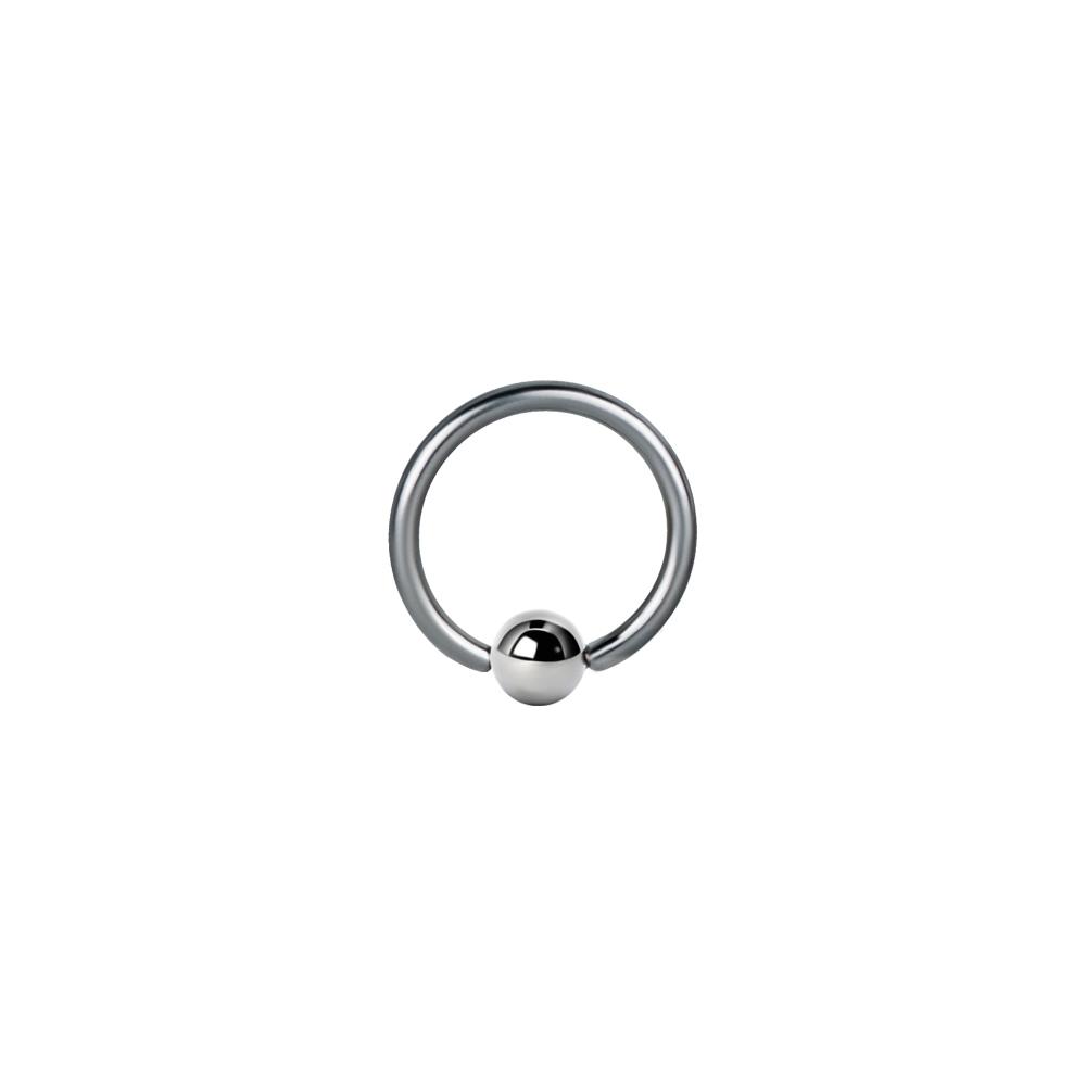 Ball Closure Ring - 1,6 mm -3 mm - Stål