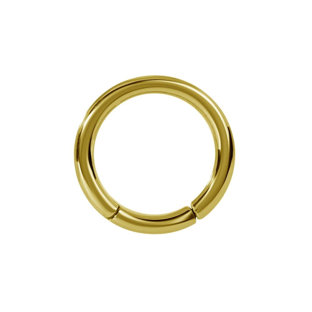 Clicker - 0,8 mm - 18K äkta guld